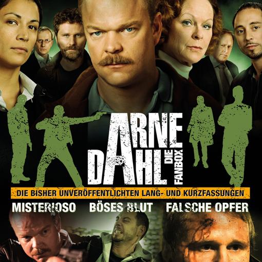 Arne Dahl – Fanbox