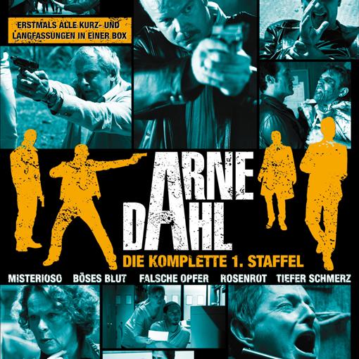 Arne Dahl – Die komplette 1. Staffel