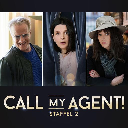 Call my Agent! (Staffel 2)