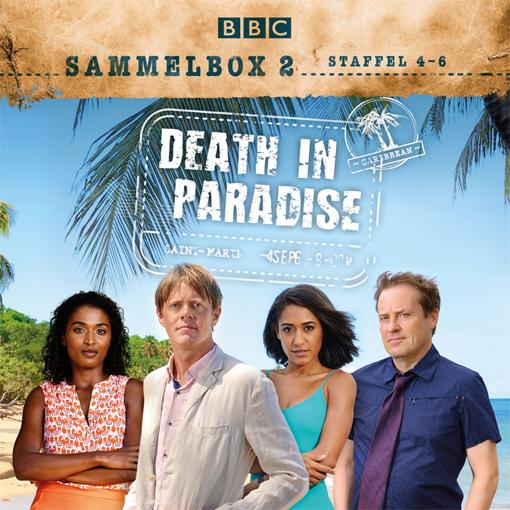 Death in Paradise – Sammelbox 2 (Staffeln 4-6)