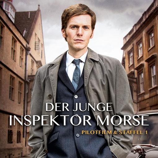Der junge Inspektor Morse (Staffel 1 + Pilot)