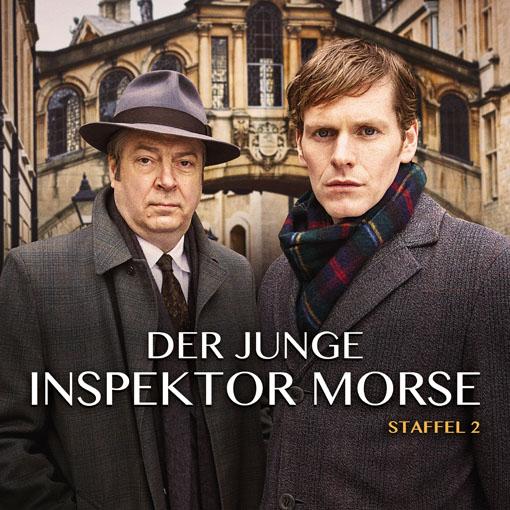 Der junge Inspektor Morse (Staffel 2)