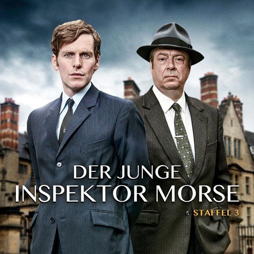 Der junge Inspektor Morse (Staffel 3)