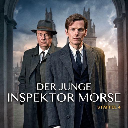 Der junge Inspektor Morse (Staffel 4)