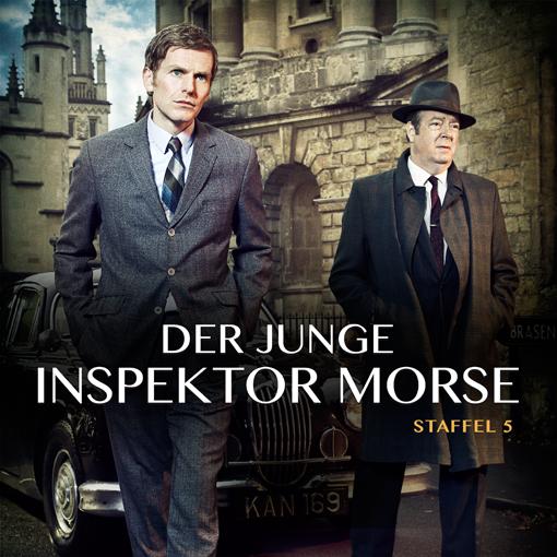 Der junge Inspektor Morse (Staffel 5)