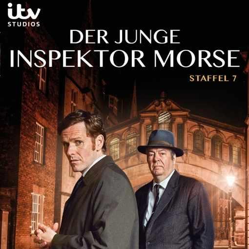 Der junge Inspektor Morse (Staffel 7)