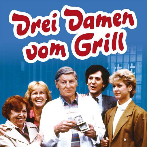 Drei Damen vom Grill – Die Komplette Serie