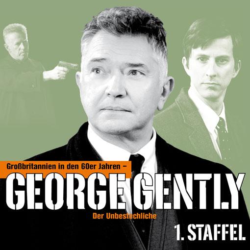 George Gently (Staffel 1)