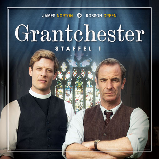 Grantchester (Staffel 1)
