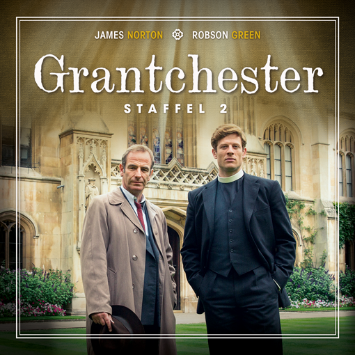 Grantchester (Staffel 2)
