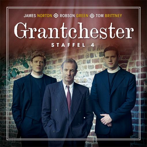Grantchester (Staffel 4)