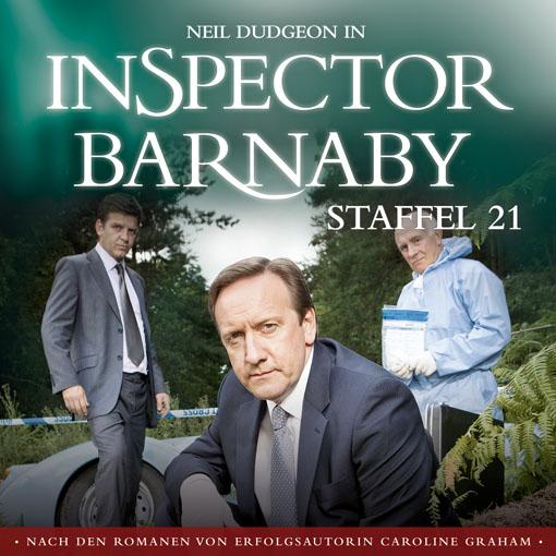 Inspector Barnaby (Staffel 21)