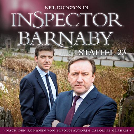 Inspector Barnaby (Staffel 23)