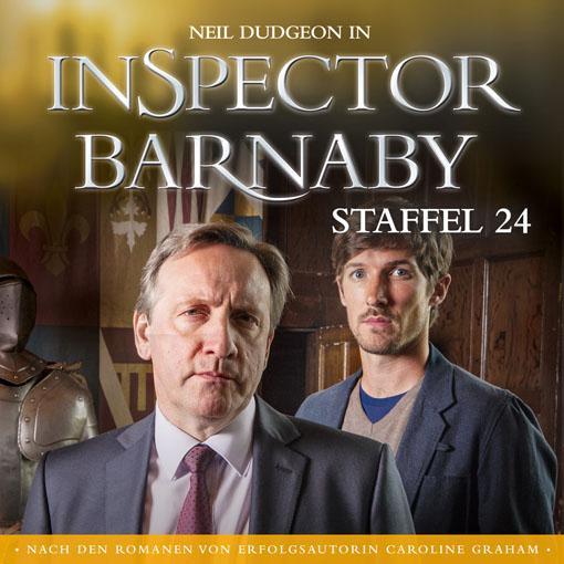 Inspector Barnaby (Staffel 24)
