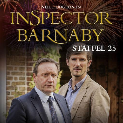 Inspector Barnaby (Staffel 25)