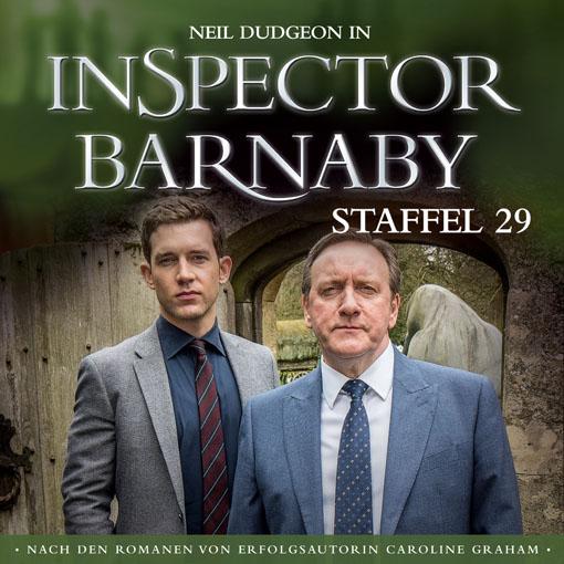 Inspector Barnaby (Staffel 29)