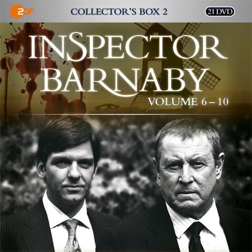 Inspector Barnaby Collectors Box 2 (Staffeln 6-10)