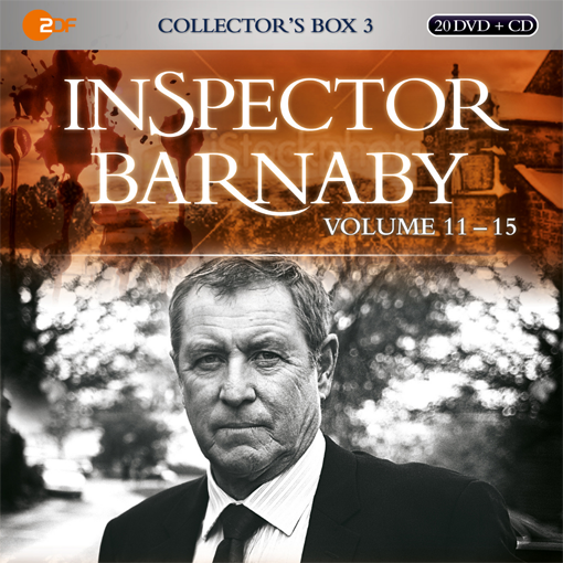 Inspector Barnaby Collectors Box 3 (Staffeln 11-15)