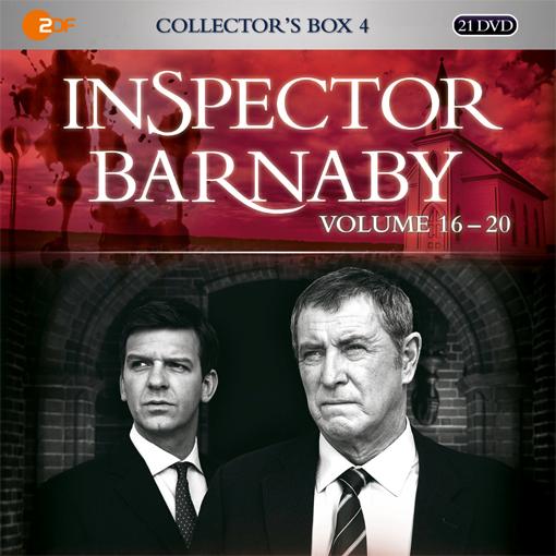 Inspector Barnaby Collectors Box 4 (Staffeln 16-20)