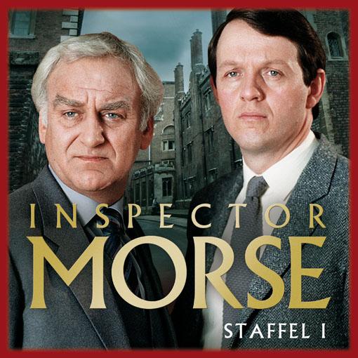Inspector Morse (Staffel 1 – OmU)