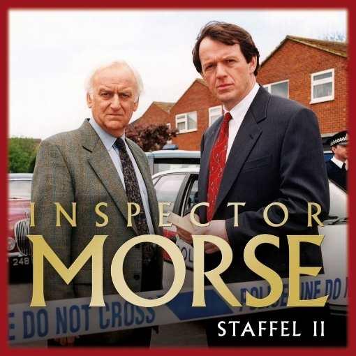 Inspector Morse (Staffel 2 – OmU)