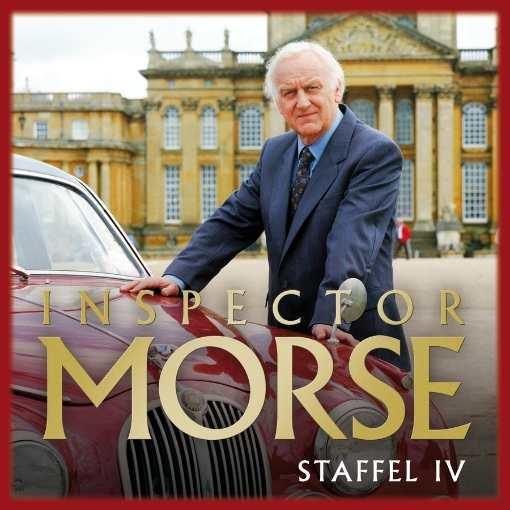 Inspector Morse (Staffel 4 – OmU)
