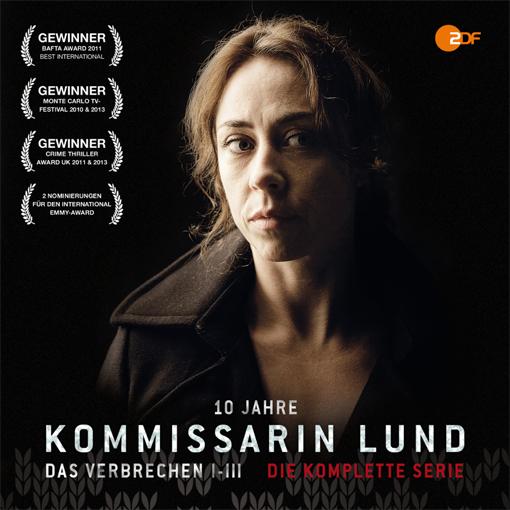 Kommissarin Lund – Die komplette Serie (10 Jahre Jubiläums-Edition)
