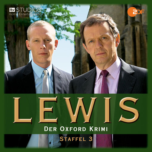 Lewis (Staffel 3)