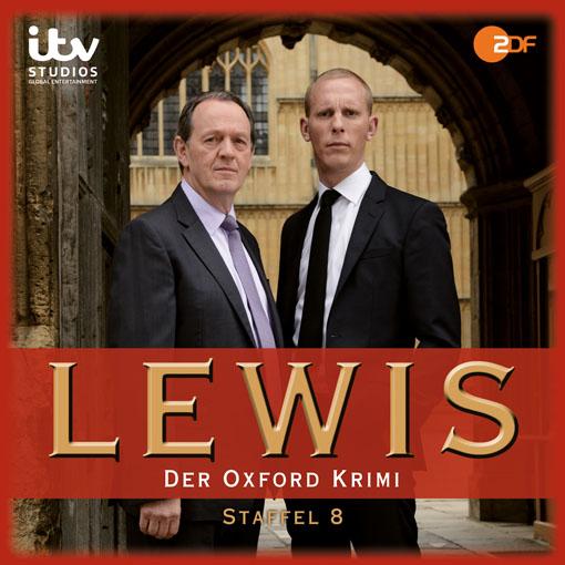 Lewis (Staffel 8)