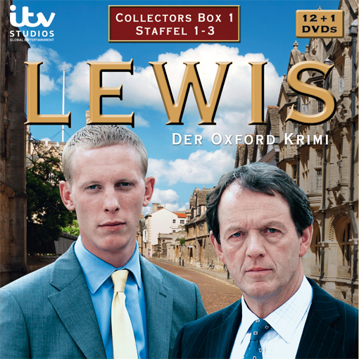 Lewis Collectors Box 1 (Staffeln 1-3)