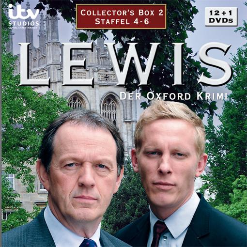 Lewis Collectors Box 2 (Staffeln 4-6)