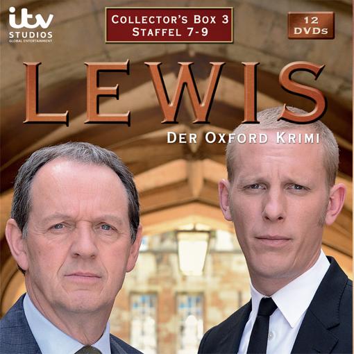 Lewis Collectors Box 3 (Staffeln 7-9)