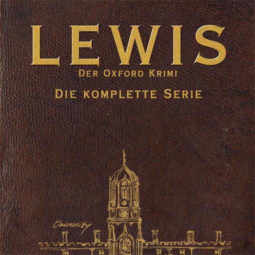 Lewis – Die Gesamtbox
