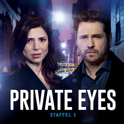 Private Eyes (Staffel 1)