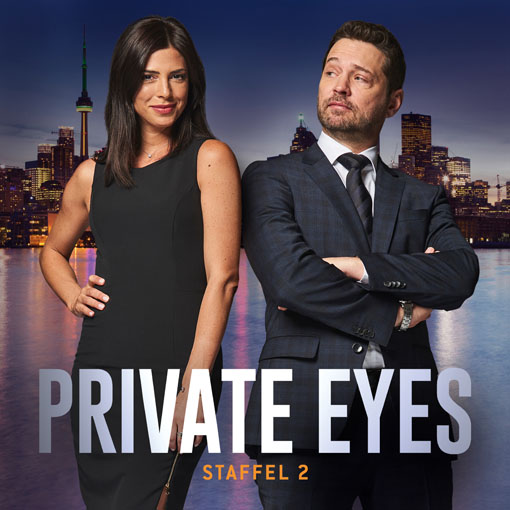 Private Eyes (Staffel 2)
