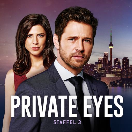 Private Eyes (Staffel 3)