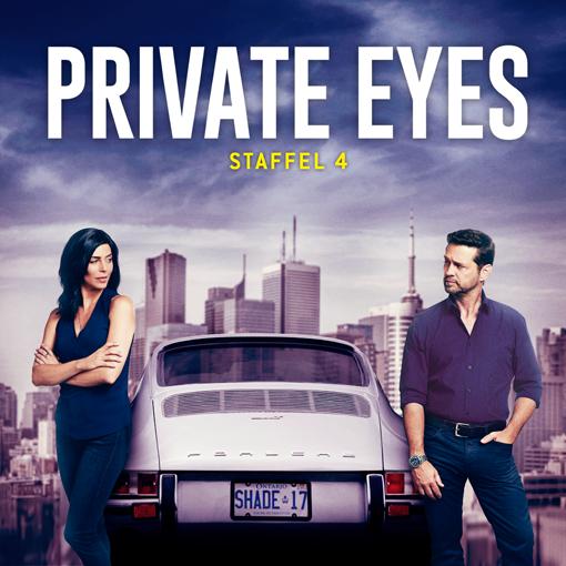Private Eyes (Staffel 4)